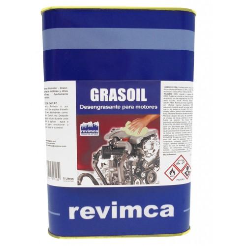 Desengrasante para motores al Gas-oil