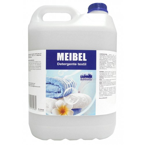 Detergente líquido textil