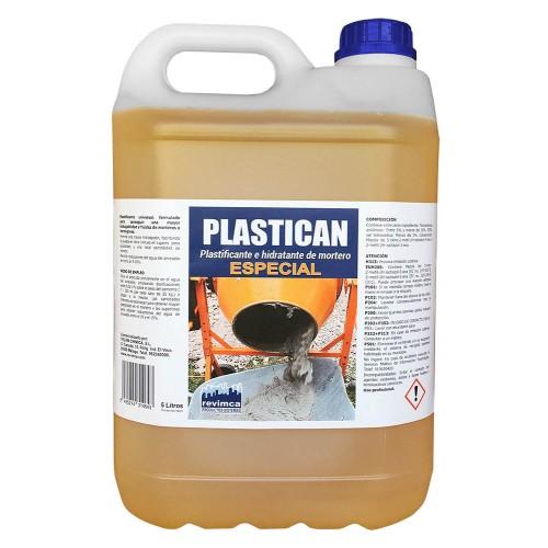 Plastificante especial